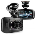 Car Professional Full HD 1080P Car DVR Camera Video Recorder with 140 Degree Wide Angle HDMI G-Sensor