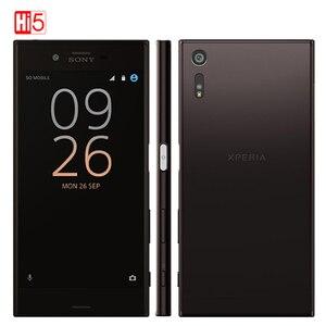 "Image 1 - Original Unlocked Sony Xperia XZ F8331/F8332 RAM 3GB GSM Dual Sim 4G LTE Android Quad Core 5.2"" 23MP WIFI GPS 2900mAh Smartphone"