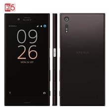 "Orijinal Unlocked Sony Xperia XZ F8331/F8332 RAM 3GB GSM çift Sim 4G LTE Android dört çekirdekli 5.2 ""23MP WIFI GPS 2900mAh akıllı telefon"