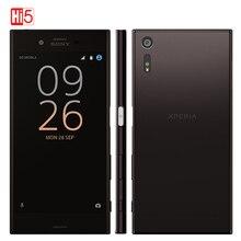 """Oryginalny odblokowany sony xperia xz F8331/F8332 RAM 3GB GSM Dual Sim 4G LTE Android czterordzeniowy 5.2 """"23MP WIFI GPS 2900mAh Smartphone"""