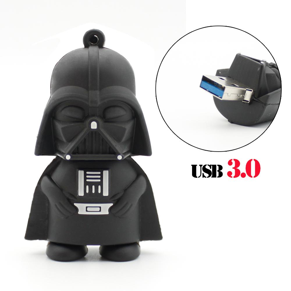 buy star wars usb 3 0 usb flash drive darth vader pen drive gift 16g 32g 64g. Black Bedroom Furniture Sets. Home Design Ideas