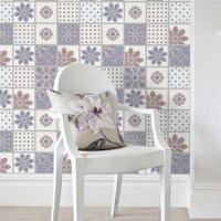 25Pcs Self Adhesive Tile Art Wall Decal Sticker DIY Kitchen Bathroom Decor Vinyl 20 500 Cm