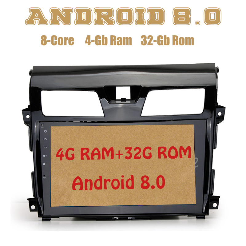 PX5 Android 8.0 car radio gps for Nissan Teana Altima 2013-2015 with Octa core 4G RAM 32G ROM wifi 4g usb Auto Stereo Multimed ownice c500 4g sim lte octa 8 core android 6 0 for kia ceed 2013 2015 car dvd player gps navi radio wifi 4g bt 2gb ram 32g rom