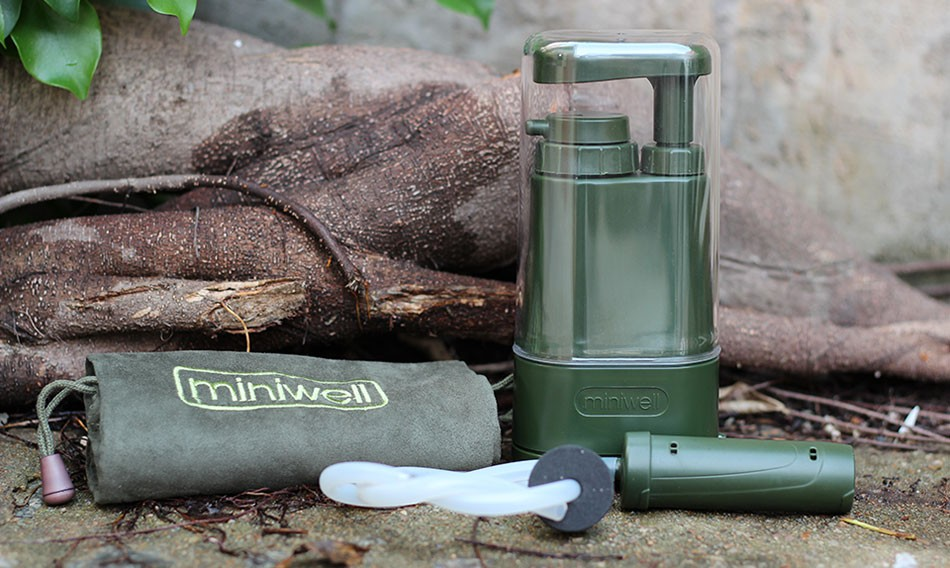 survival water purifier