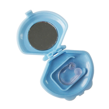 JEYL Hot New New Easy Blue Anti-Snore Device Anti Snoring Rings Stop Snoring Snoring