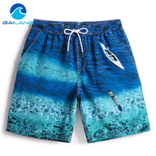 Gailang Brand Swimwear board shorts Quick Drying Boxer Trunks Baordshorts Swimsuits