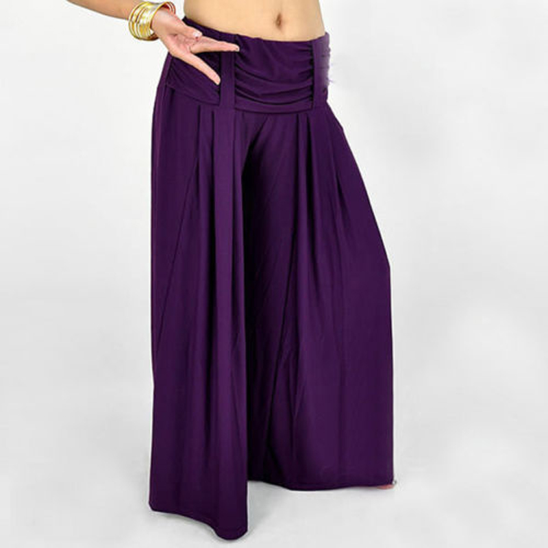 2018 Tribal Belly Dance Costume Trousers Pants 9 Colours