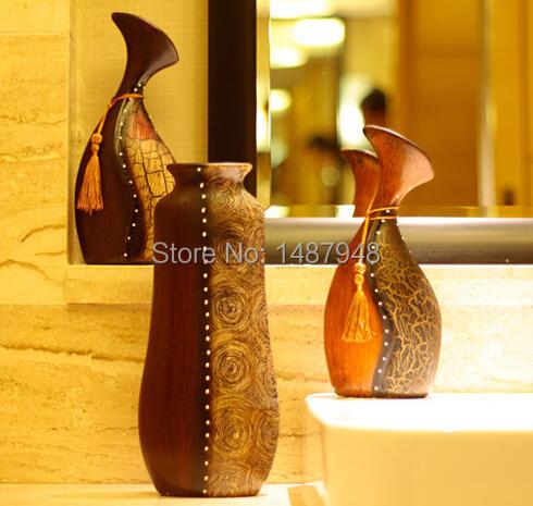estilo griego europeo jarrones de cermica artesana creativa de la moda sala de estar decoracin