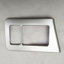 Dashboard пробег переключатель хромированная Накладка для автомобиля Тюнинг автомобилей аксессуары наклейки украшения Обложки для NISSAN NV200 Evalia
