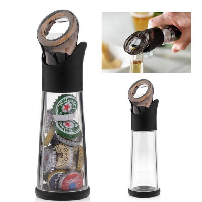 Kreatív sörösüveg sapkás fogó palacknyitó Botter sapkák A - Konyha, étkező és bár - Fénykép 1