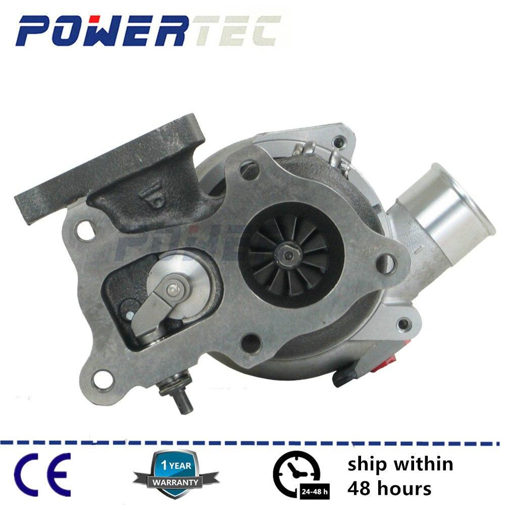 Pour Mitsubishi Pajero II/L200 2.5 TD4D56 4D56TD 73 KW/99 HP complète turbo chargeur 49135-02110 49135-02100 plein turbine nouveau