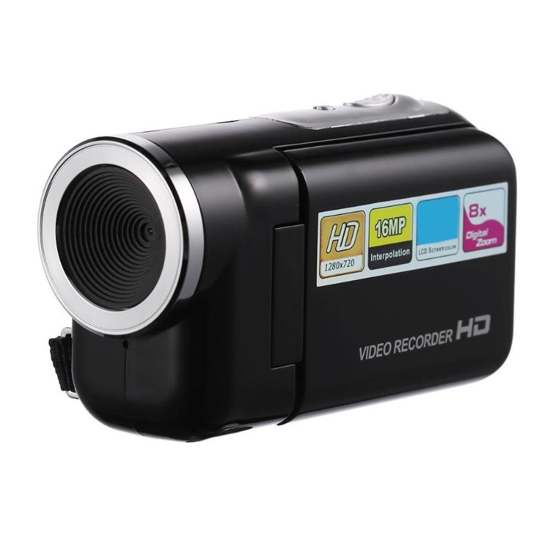ALLOET Portable FHD 1080P Camera 16MP 8X Digital Zoom 1.44 inch TFT LCD Screen Mini Digital Video Recorder Camcorder DV Camera