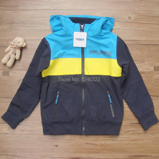 0660444cca84 Free Shipping YIGGA   topolino kids boys jacket for 9 14 years boys ...