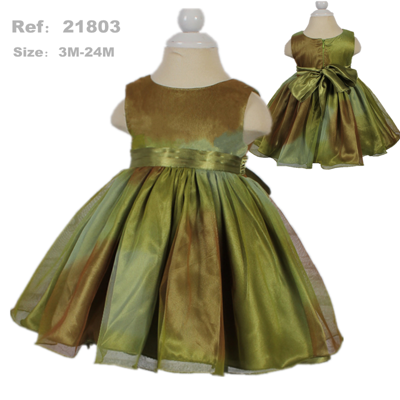 ▽Hot Sales Glamour Dress Infant Mix Color baby Girl dresses 2018 ...