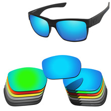 PapaViva Polycarbonate POLARIZED Replacement Lenses for Authentic TwoFace Sunglasses - Multiple Options