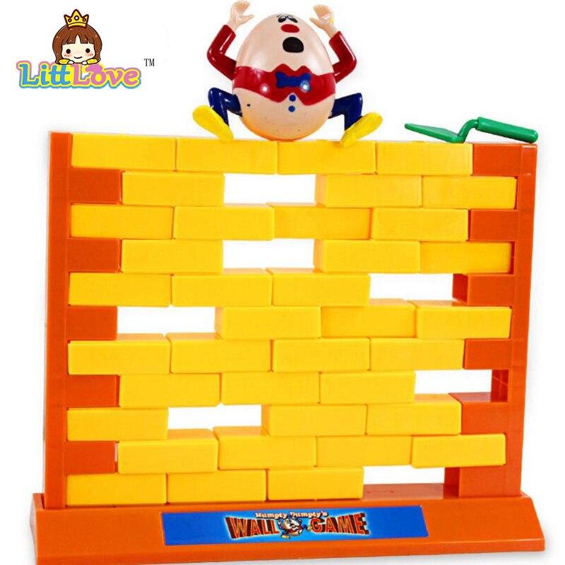 LittLove 2017 Roliga Gadgets Push Wall Board Game Demolish Creative - Nya föremål och humoristiska leksaker - Foto 4