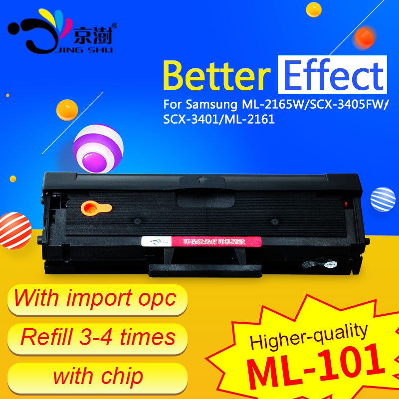 Mlt-D101S Mlt D101S 101 Toner Cartridge Appropriate For Samsung Ml 2165 2160 2166W Scx 3400 3401 3405F 3405Fw 3407 Sf760 Printer