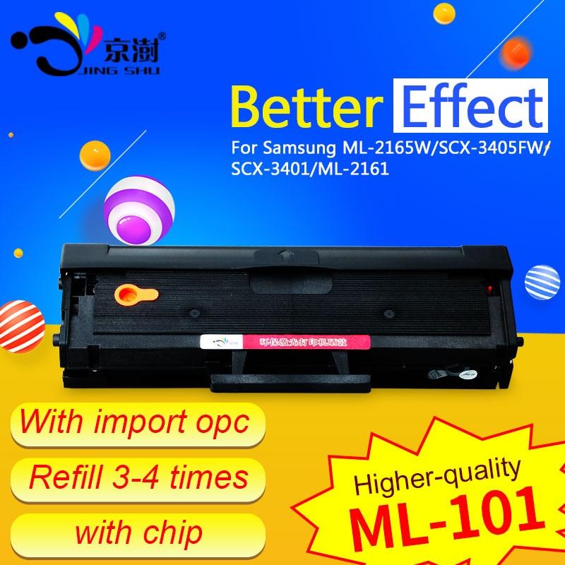 Mlt-D101S Mlt D101S 101 Toner Cartridge Appropriate For Samsung Ml 2165 2160 2166W Scx 3400 3401 3405F 3405Fw 3407 Sf760 Printer