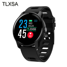 купить Smart Fitness Watch S08 IP68 Waterproof swimming Sports Pedometer Tracker Heart Rate Monitor Clock Smartwatch For Android IOS по цене 1507.35 рублей