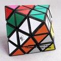 Dayan Octahedron Magic Cube branco e preto e transparente de aprendizagem e de ensino Cubo magico brinquedos