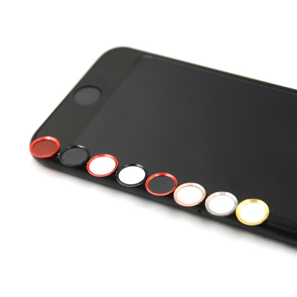Новое поступление Главная Кнопка Стикеры протектор клавиатуры клавиши для <font><b>iphone</b></font> 5S 5 SE <font><b>4</b></font> 6 6 S 7 Plus Поддержка отпечатков пальцев разблокировать &#8230;