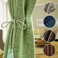 [byetee] Blackout Linen Cotton Modern Curtain Fabric Curtain Curtains Fabrics For Bedroom Cortinas LivingRoom Cortina Drapes