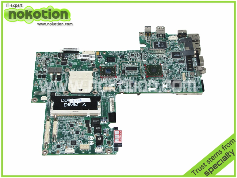 0MY554 CN-0MY554 DA0FX5MB8D0 laptop motherboard for Dell Inspion 1721 AMD DDR2 Mainboard Mother Board Free Shipping