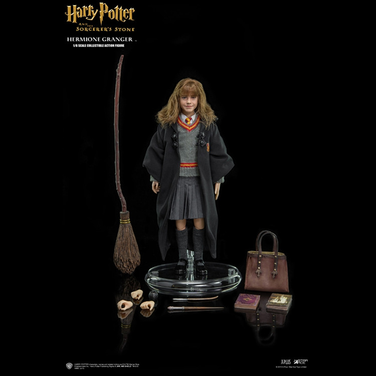 SA0004 The 1/6th Scale Harry Potter and the Sorcerer's Stone 1/6 Hermione Granger Collectible Action Figure Doll rowling j harry potter and the philosopher s stone ravenclaw editionhardcover