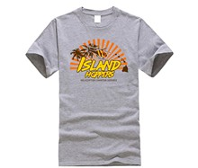 9ee0c1b5f Island Hoppers Magnum Pi Inspired Mens T-Shirt Tee 80'S Tv Show 2019 New  Trendy