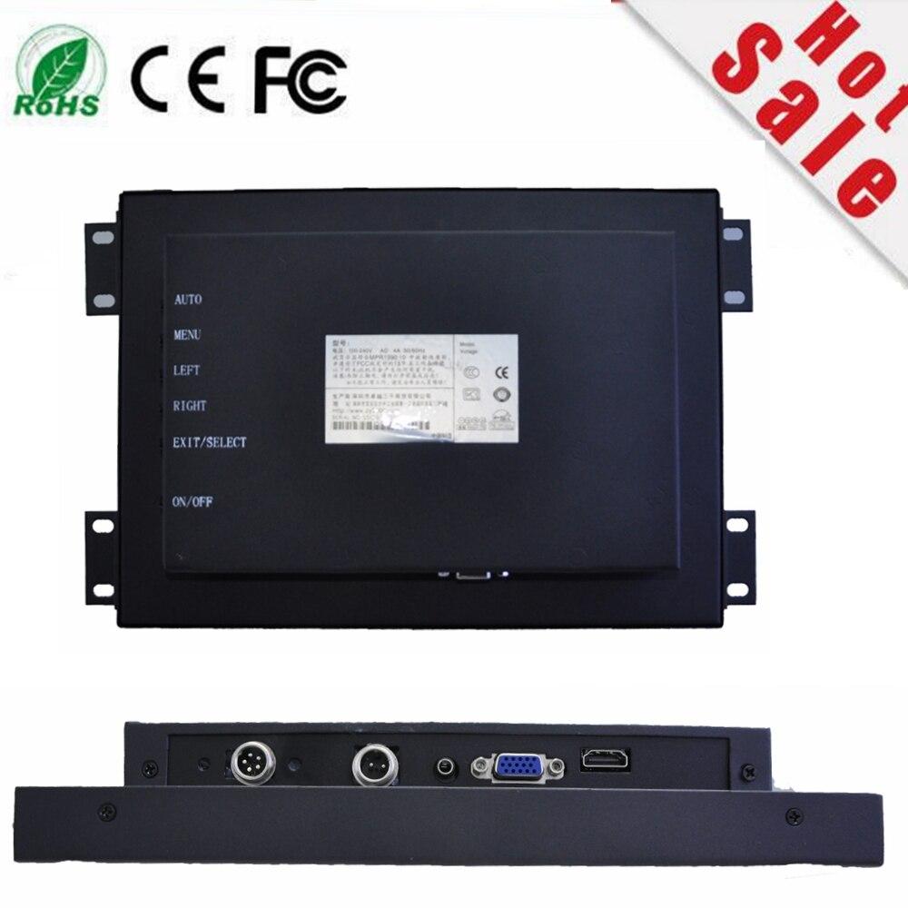 Panneau ordinateur Hmi Odm conception Dc9-36v 10.4
