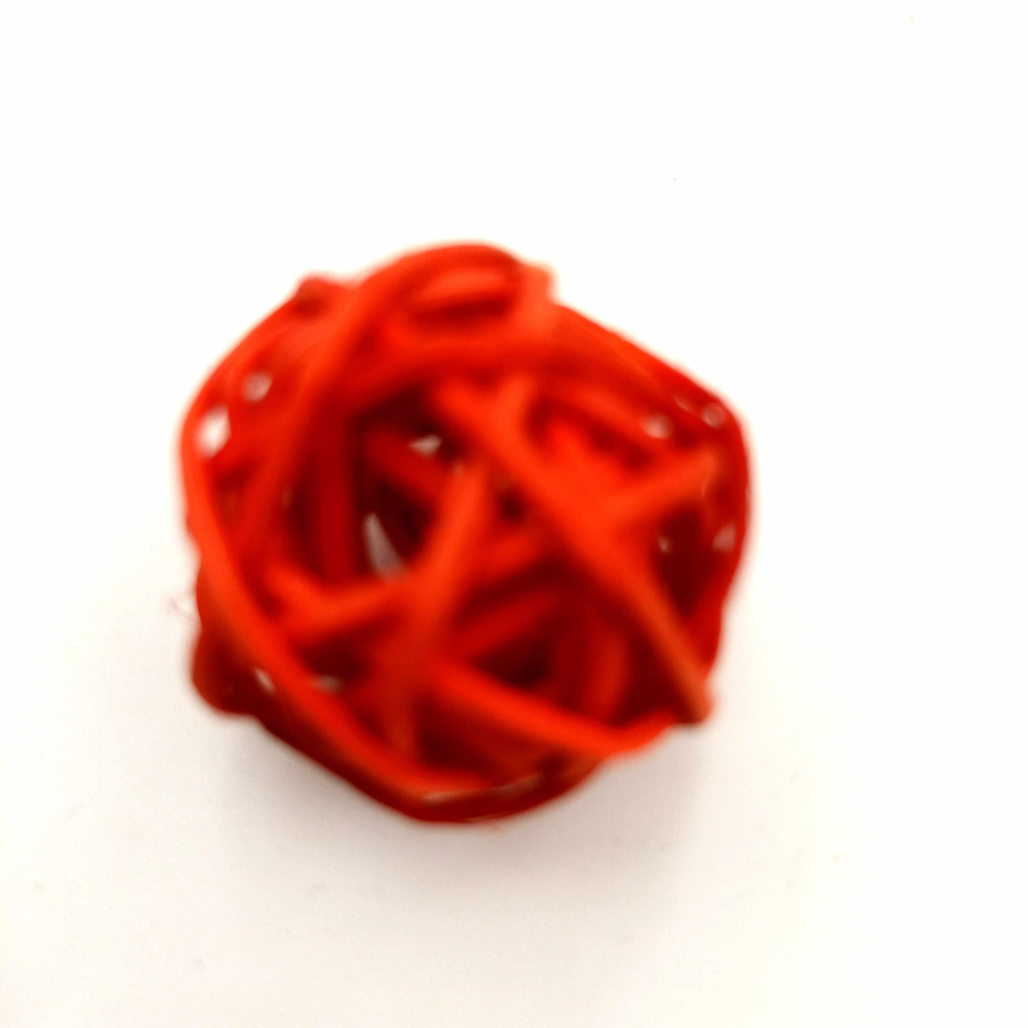10 pçs 3cm bolas de rattan vermelho sepak takraw led string luzes guirlandas para els bar decorações de festa de natal casamento