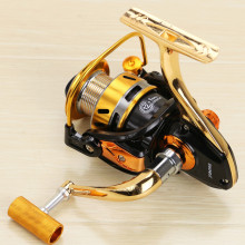 Fishing vessel fishing magic Regal 12 + 1 gapless 13-axle all-metal wheels spinning reel fishing tackle free shipping