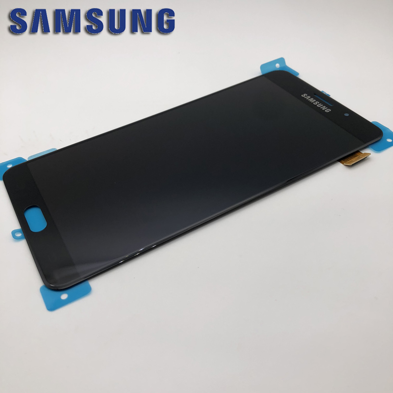 ORIGINAL 6 0 super AMOLED Display for SAMSUNG Galaxy A9 LCD Screen Touch Digitizer 2016 A9