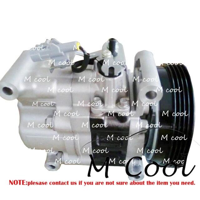 US $103 5 10% OFF|Aliexpress com : Buy New Ac Compressor For Car Suzuki  Swift SX4 1 6L 9520063JA0 9520063JA1 9520163JA1 9520163JA0 V08A1AA4AG