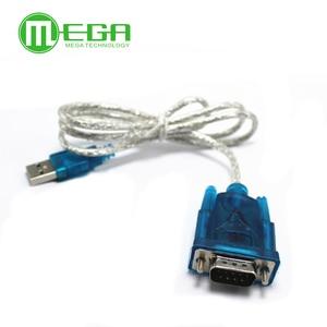 Image 2 - Nuevo HL 340 adaptador de Cable USB a RS232 COM puerto Serial PDA 9 pin DB9 soporte Windows7 64