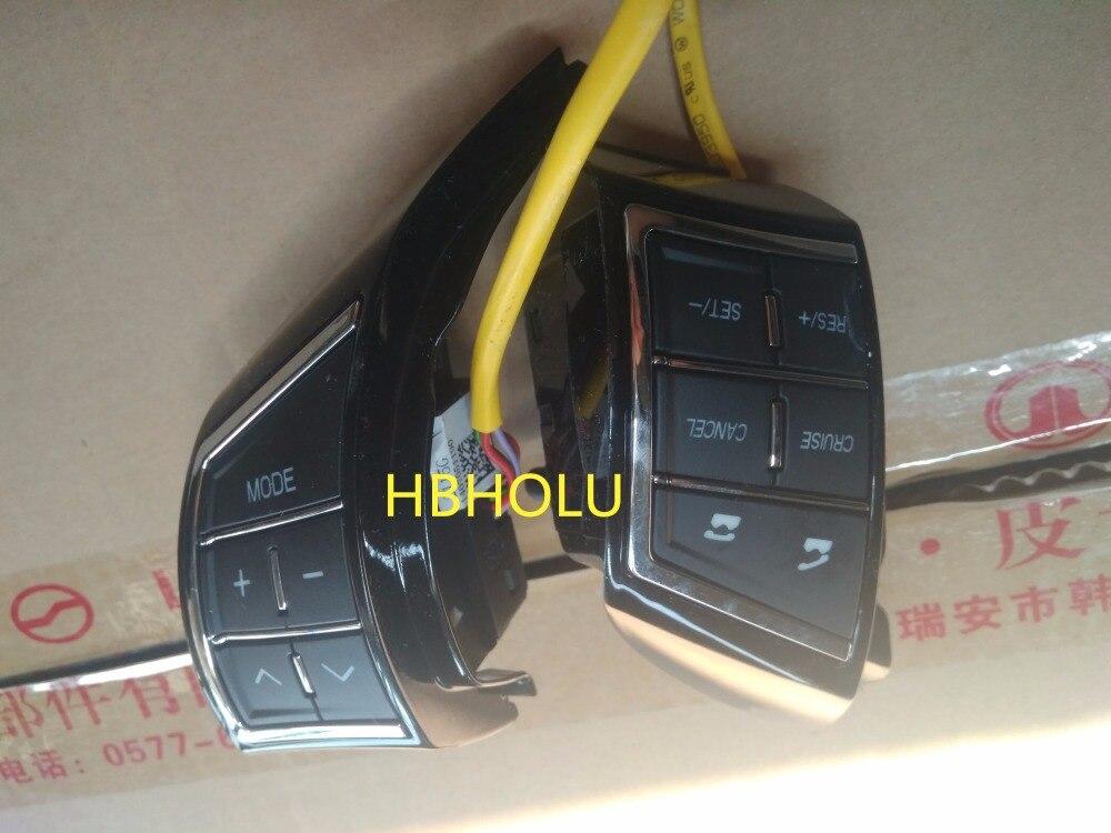 만리 장성 haval h6 용 원래 품질의 스티어링 휠 스위치 3402300xkz54a