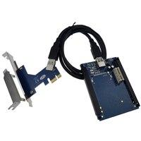 PCI express 1xชายกับหญิงอะแดปเตอร์สล็อตPCIe 1x riserบัตรสนับสนุนการ์ดเสียงการ์ดเครือข่ายกราฟิกการ์