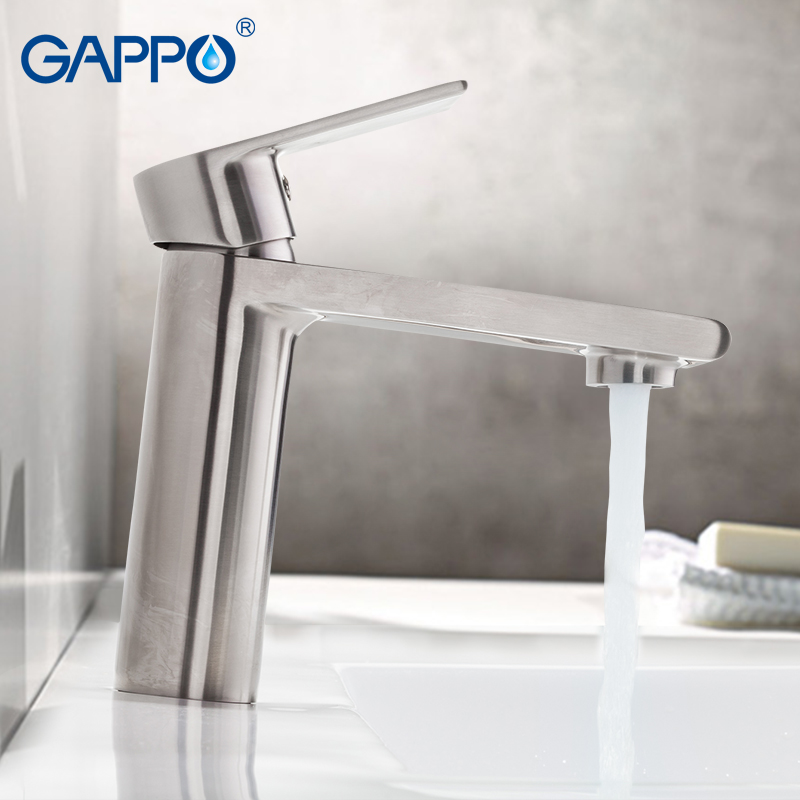 цена на GAPPO Basin Faucet deck mount waterfall basin mixer tap bathroom basin mixer taps waterfall faucets
