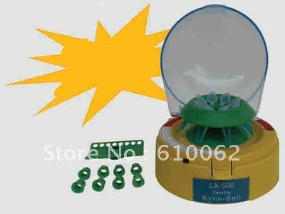 Handheld Mini Centrifugal Machine, Centrifuge LX-500, 12000 rpm