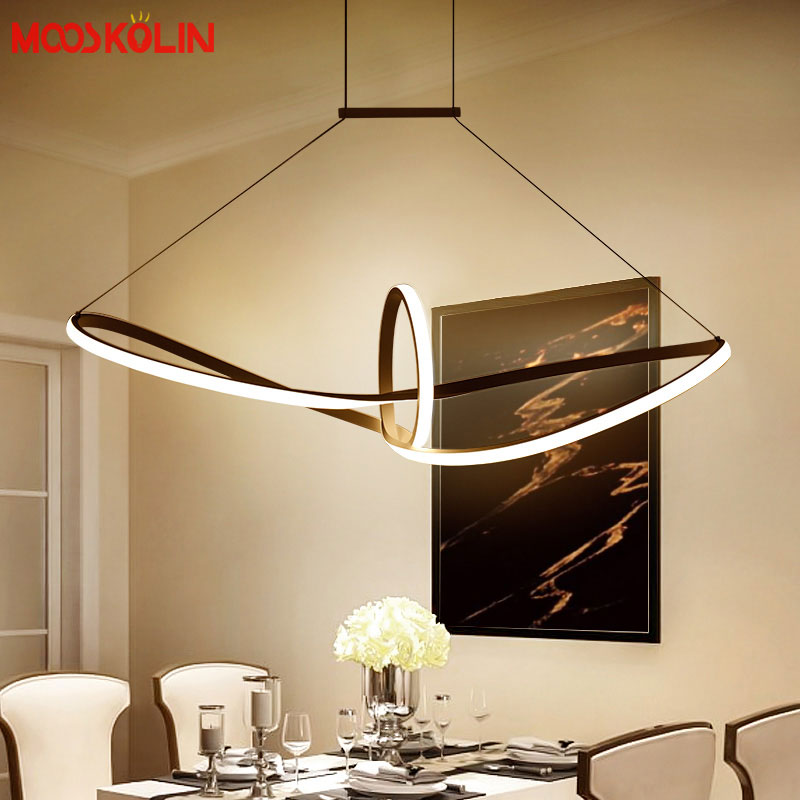2017 New Modern Pendant lights for Dinning room Livingroom Restaurant Kitchen lights AC85-260V luminaire lamparas Pendant lamps 2016 new luminaire lamparas pendant lights modern fashion crystal lamp restaurant brief decorative lighting pendant lamps 8869