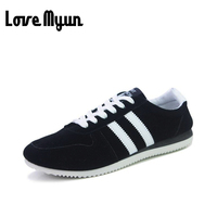 2017 Brand New Spring Low Top Casual Sneakers For Boys Sport Shoes For Young Men Lace