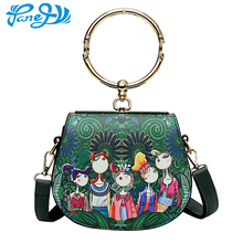 Designer Luxury Brand Women Top-handle Bag