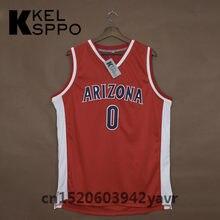4c40244f2 Custom Adult Throwback Basketball Jerseys  0 Gilbert Arenas Arizona  Wildcats College Embroidered Basketball Jersey Size XXS-6XL