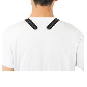 Image 2 - Saxofone tenor alto ajustável acessórios pescoço alça de ombro cinto peças musicais sax cinta ou sax chicote de fios transferências