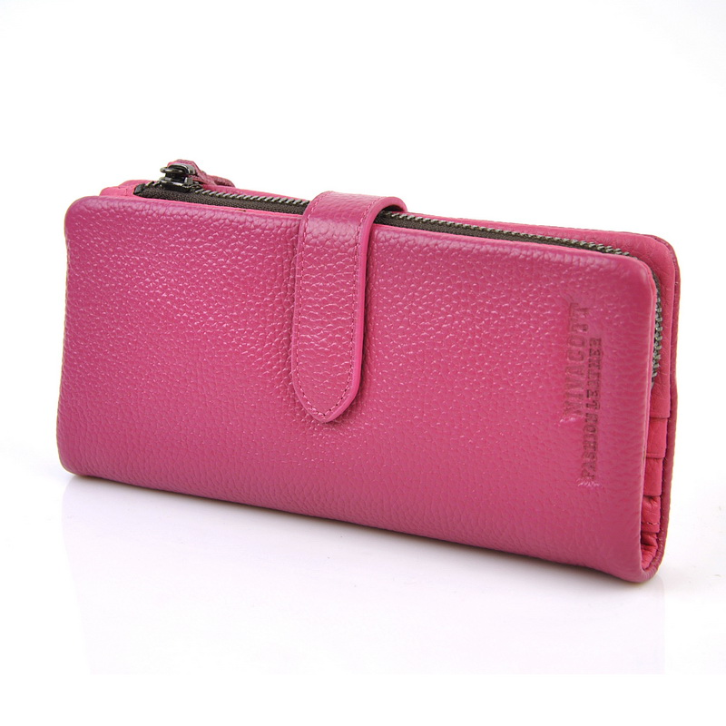 Women Genuine Leather Bifold Clutch Wallet Practical Cellphone Mobile Zip Coin Bag Credit Card Holder Bill Money Organizer Purse maifeini new genuine leather long wallet women real leather card holder coin purse 2017 sexy ladies bifold leather clutch bag