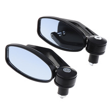 2pcs 22mm Modified All Aluminum Cherries 219 Universal Motorcycle Rearview Mirror Side Mirrors for Motorbike
