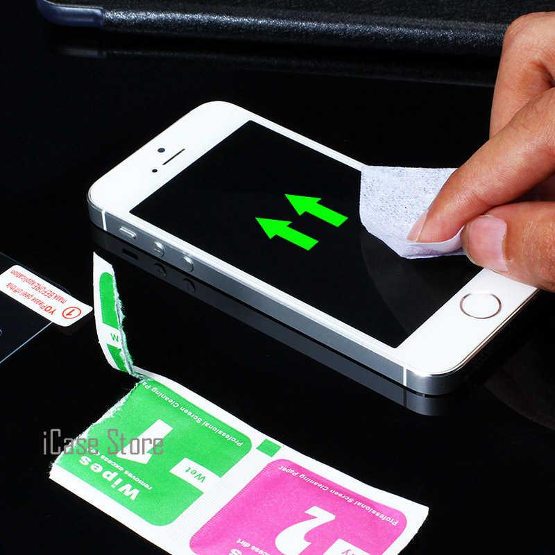 Ultra Tipis Anti Ledakan dengan Harga Murah 2.5D 0.26 Mm 9 H Hard Ponsel Depan Kaca Tempered Verre untuk Sony Xperia memb Xperi C C2305 2305