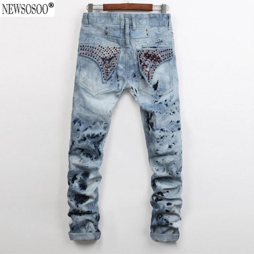 d42d3292 Popular Mens Rhinestone Jeans-Buy Cheap Mens Rhinestone Jeans lots