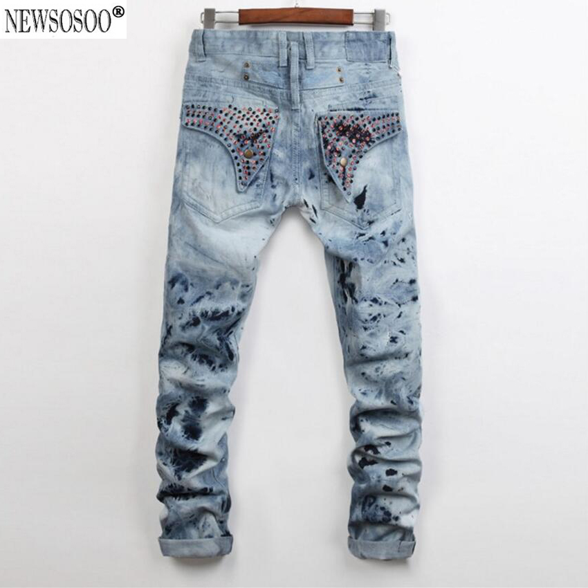 Online Get Cheap Rhinestone Pocket Jeans -Aliexpress.com   Alibaba ...