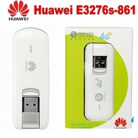 Unlocked Huawei E3276s 861 4G LTE 150Mbps USB Modem USB Dongle